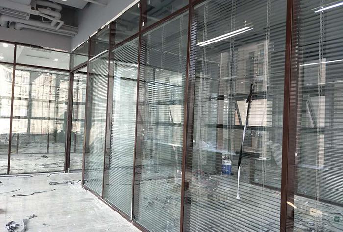 重庆玻璃隔断墙