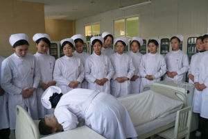 重慶護理學校招生