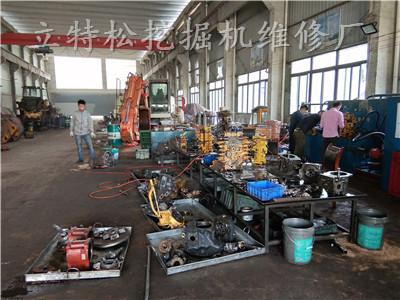 湖南小松火狐体育app官方维修公司_小松三菱S6D115柴油机启动困难维修原因分析