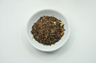 皇室橙子普洱茶