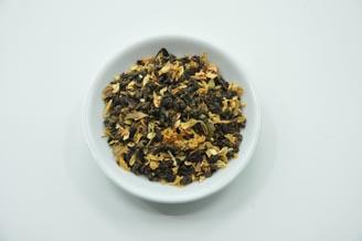 柑橘乌龙茶