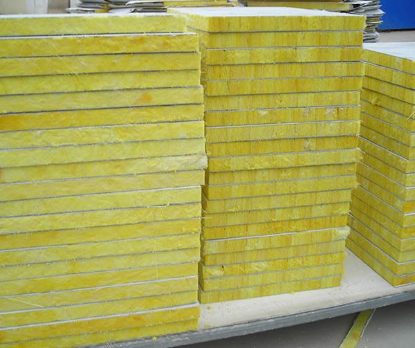内蒙岩棉板