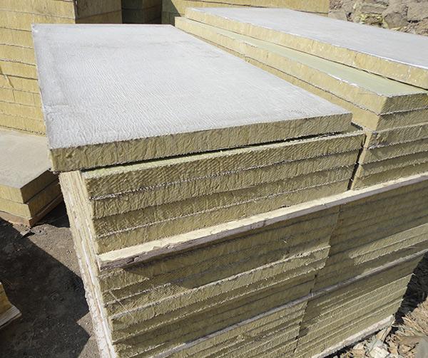 沈阳岩棉复合板厂