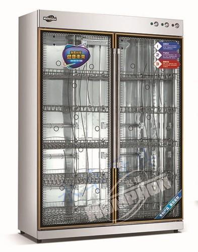 泓锋双玻璃门消毒柜(1200)