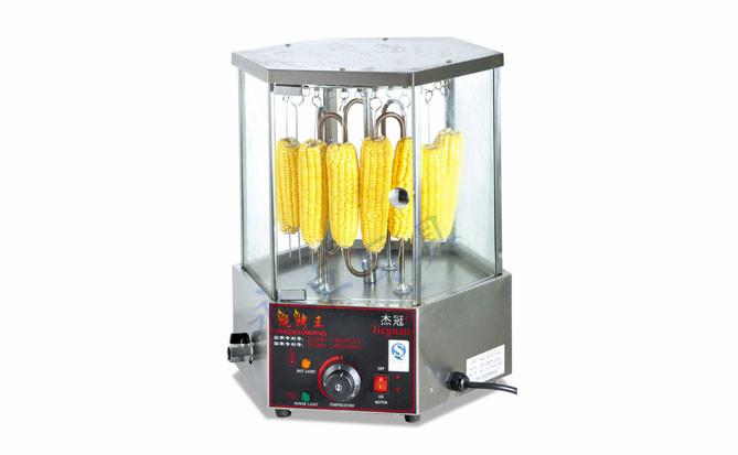 旋转式烤玉米机
