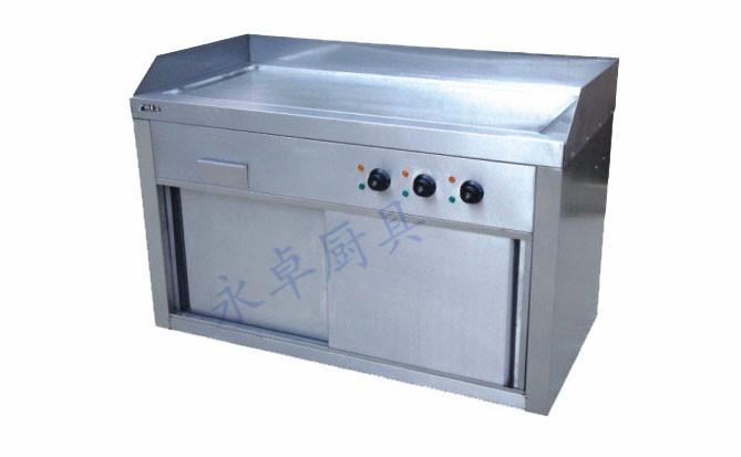 立式电平扒炉(铁板烧) EG-68