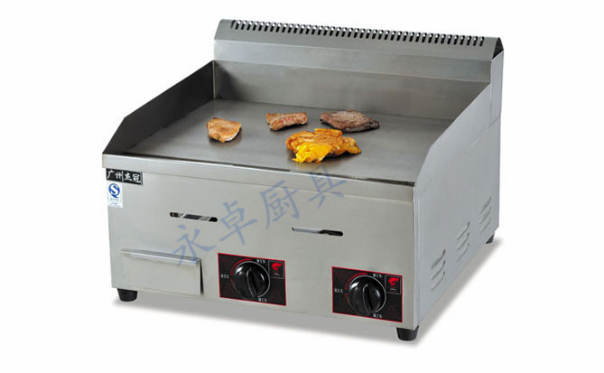 燃气平扒炉 GH-718