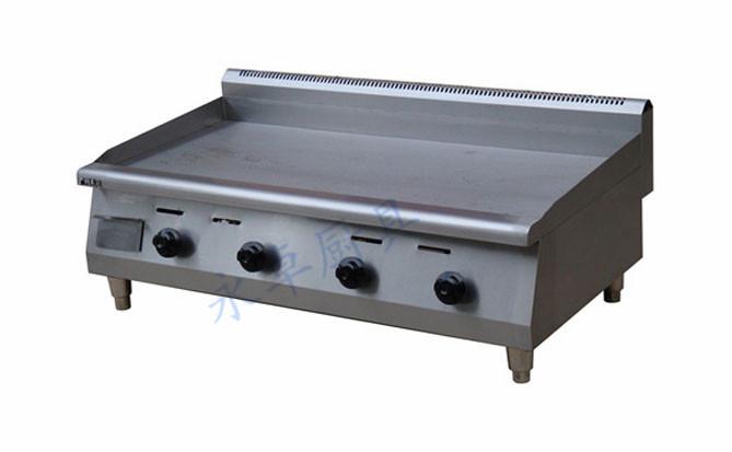 台式燃气平扒炉GH-48