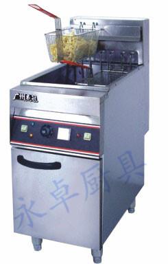 立式单缸双筛电炸炉 DF-26