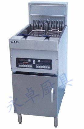 立式电脑双缸双筛炸炉 DF-30
