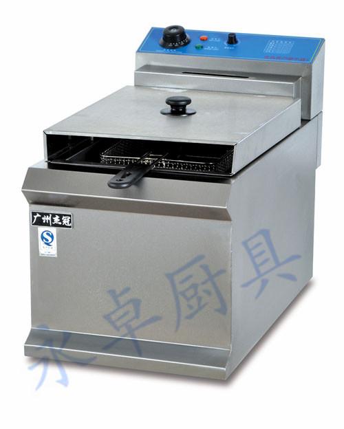 台式单缸单筛电炸炉 DF-903