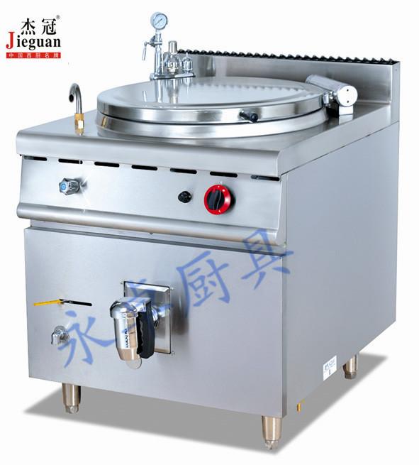 立式燃气夹层汤锅GH-981