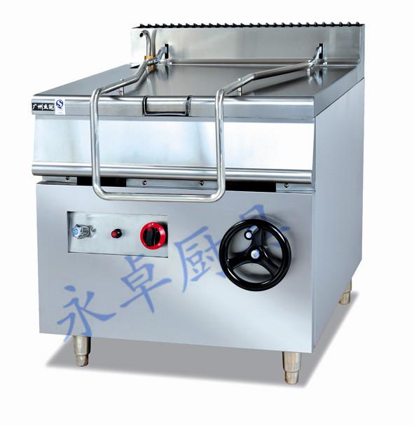 立式燃气可傾斜式炒锅GH-980
