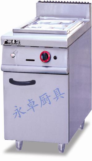 立式燃气汤池连柜座