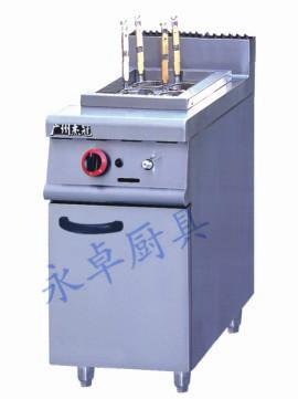 立式燃气/电热煮面机连柜座