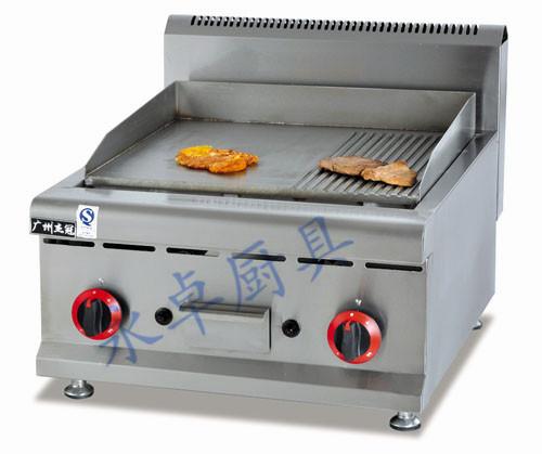 台式燃气扒炉