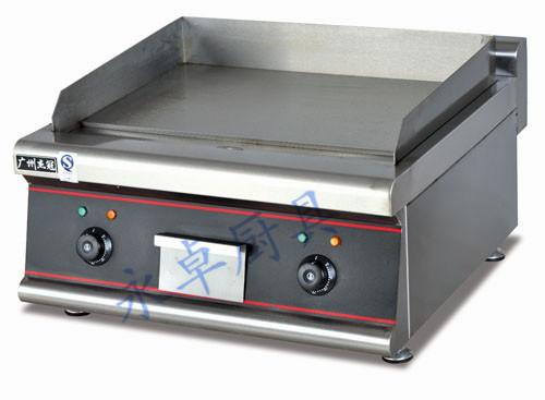 台式电热平扒炉