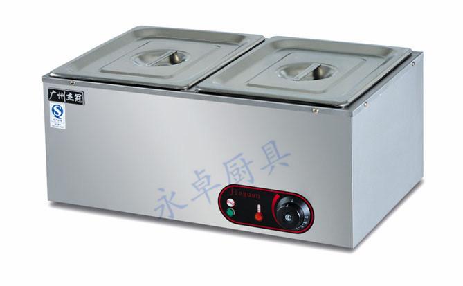 二盆电热汤池