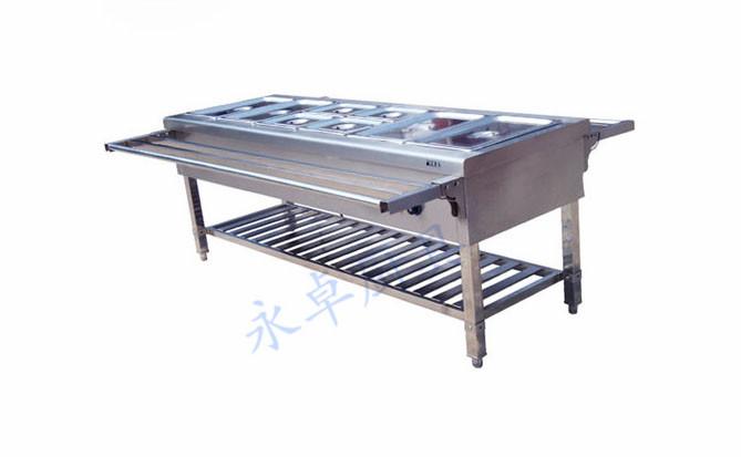 立式可拆卸式电热汤池