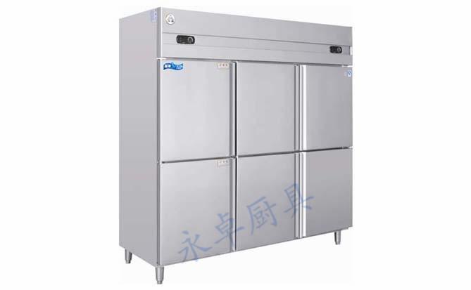 六门冷柜(冰堡)