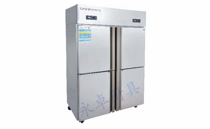 四门冰箱(A型工程款)