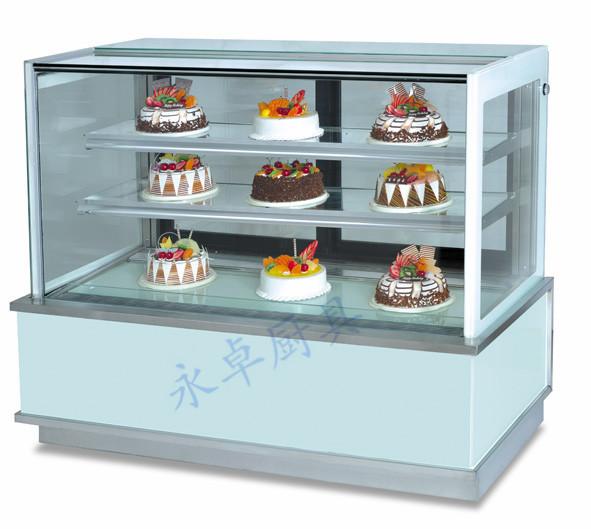 45℃直角蛋糕展示柜(杰冠)