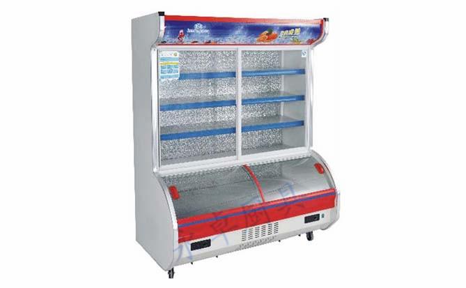 直冷点菜柜