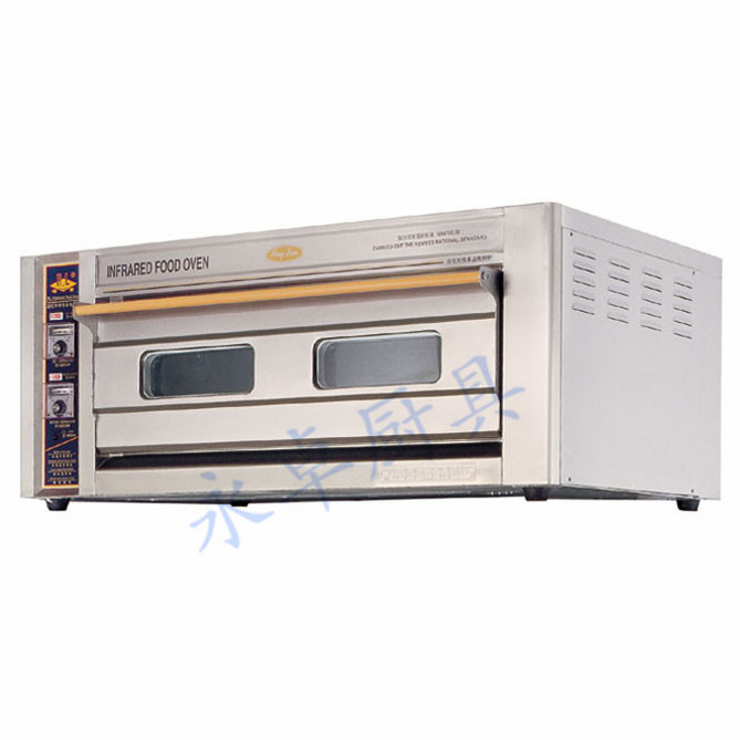 微电脑控制豪华披萨电烘炉(单层)