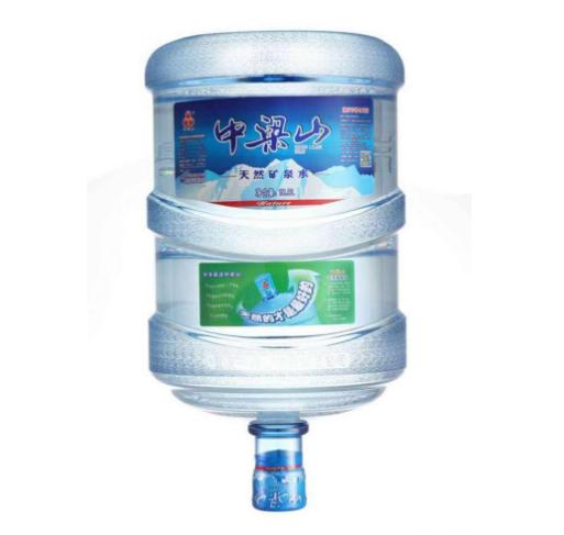 重庆渝北区中梁山桶装水批发