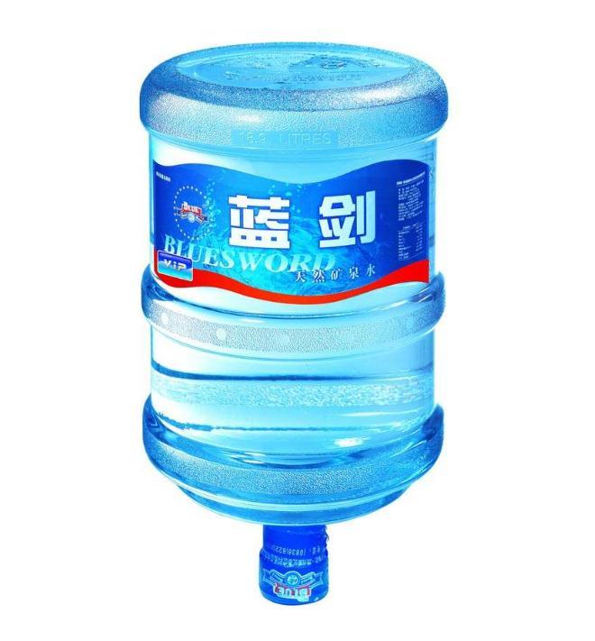 蓝剑桶装水重庆送水电话