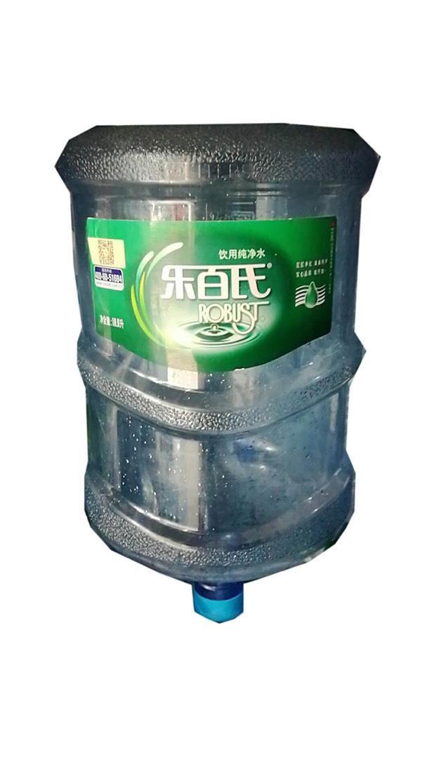 重庆江北区乐百氏桶装水送水电话