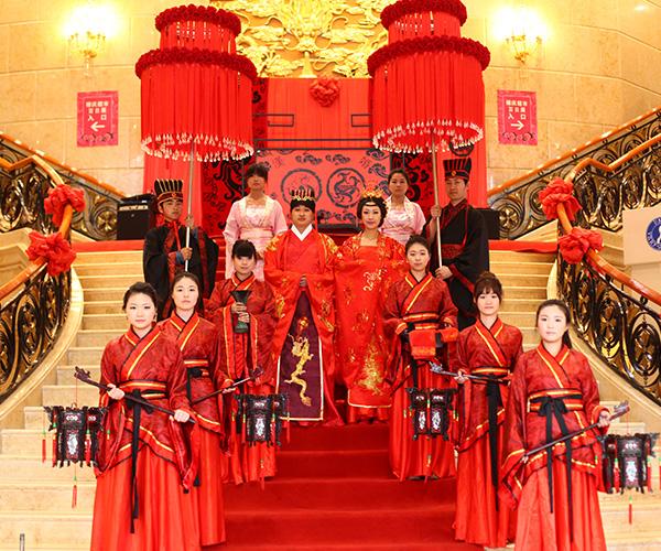 汉文化婚礼