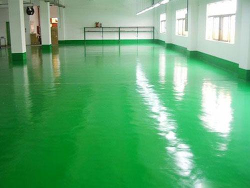 环氧树脂防尘地坪
