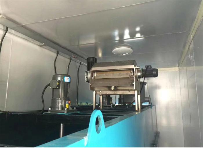 集装箱式磁分离设备