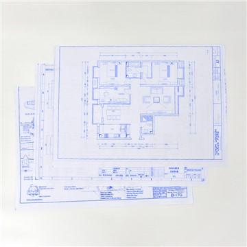 福建工程图纸打印