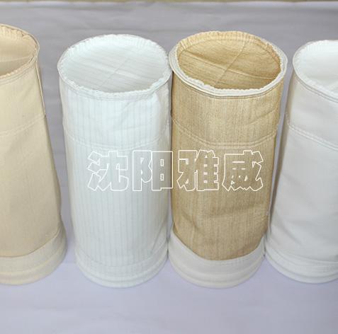 PPS纖維高溫除塵布袋