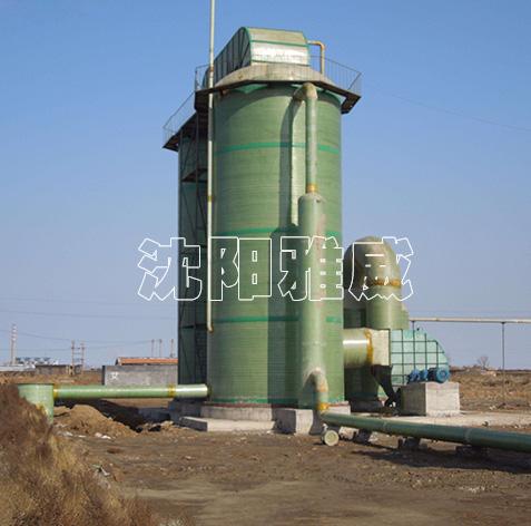 沈陽鍋爐除塵器