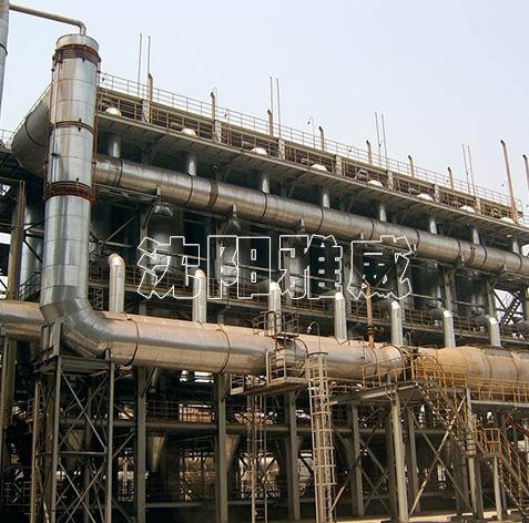 鋼廠高爐煤氣除塵器