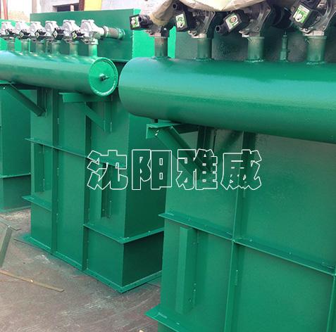 高爐煤氣脈衝除塵器