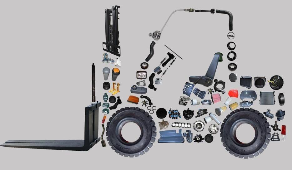 叉车发动机配件