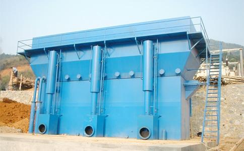 新型一体化净水器