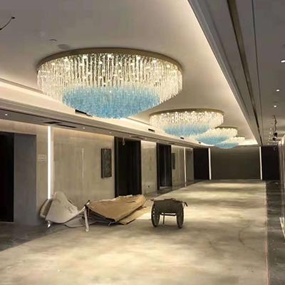 酒店水晶灯定制厂家