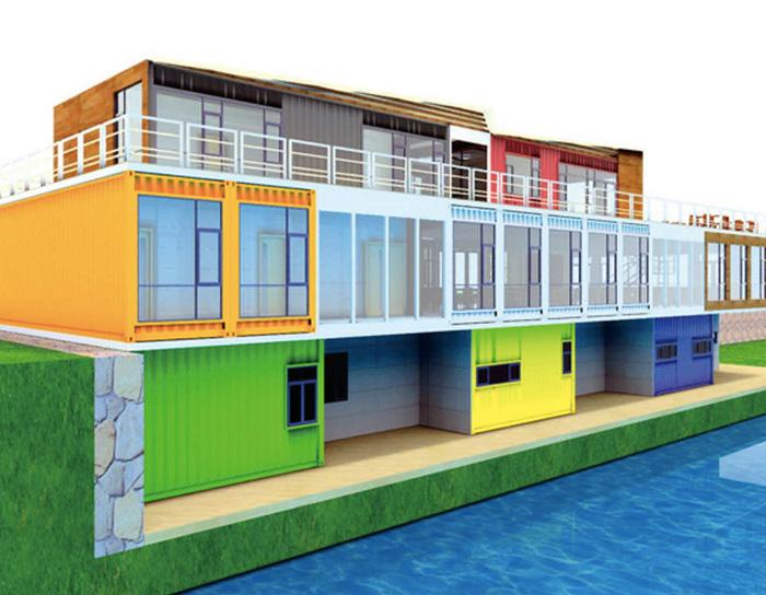 集成房屋怎么搭建