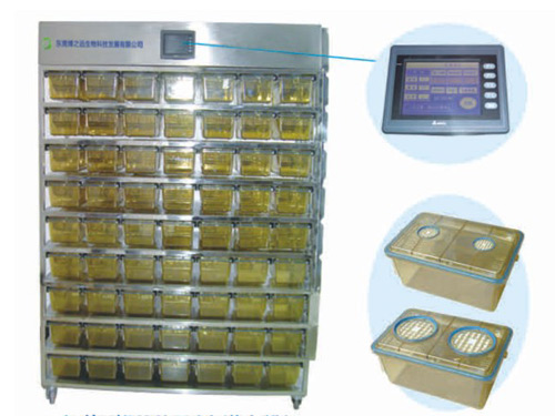 智能型IVC笼具(上送上排)