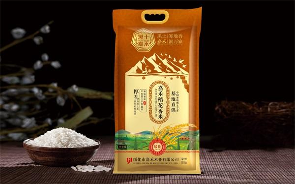 嘉禾稻花香米