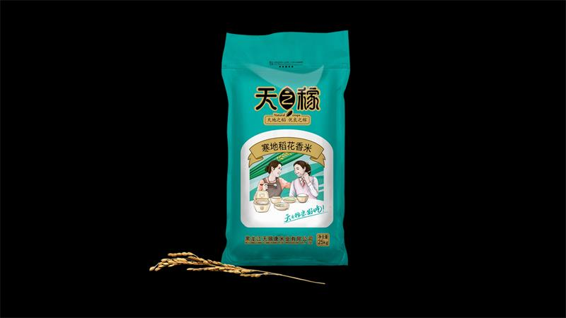 寒地稻花香米