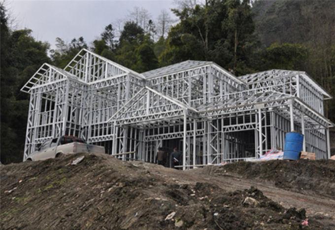 超輕鋼主體建設