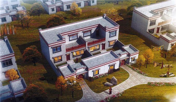 西藏裝配式建築