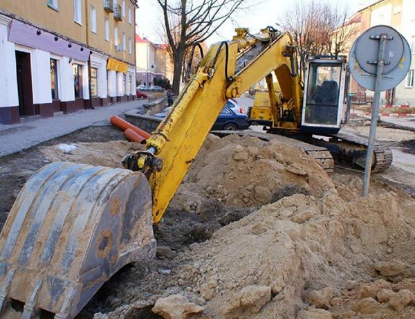 昌图挖掘机