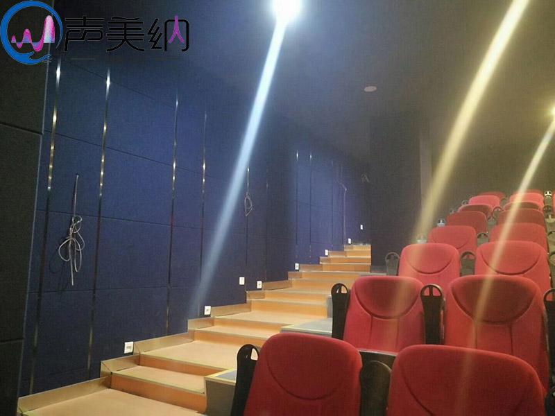 電影院隔音工程